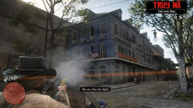 Red Dead Redemption 2 Việt hoá thoại cực chất.