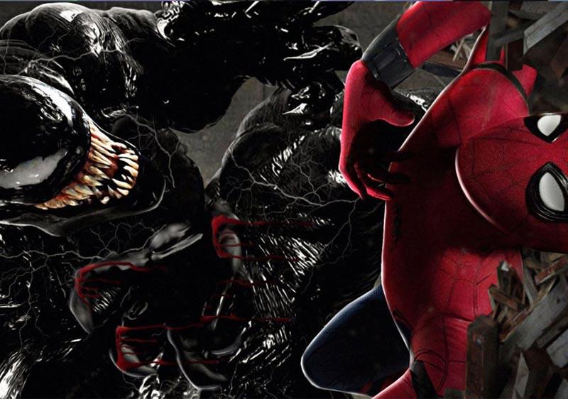 Venom 2 sẽ có sự xuất hiện của Spider Man