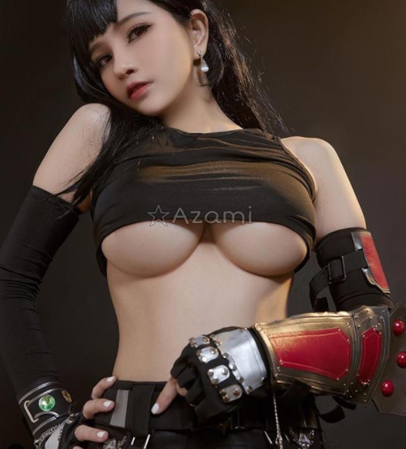 Cosplay nhân vật trong game