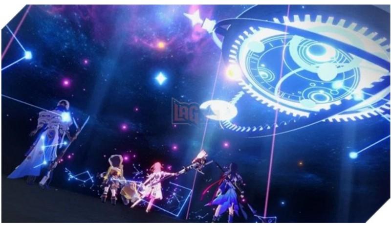 Honkai: Star Rail của miHoYo giải cứu nhân loại