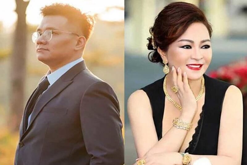 cậu IT Nhâm Hoàng Khang của bà Nguyễn Phương Hằng có liên quan nhiều đến thông tin cá nhân các nghệ sĩ