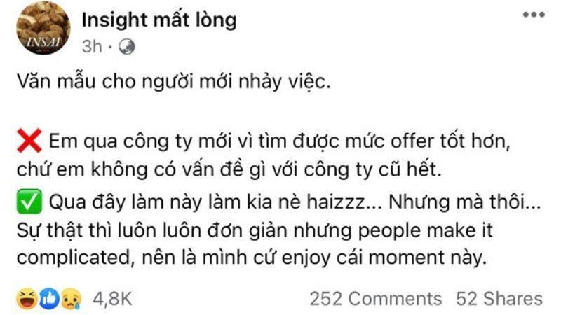 Văn mẫu theo Chi Pu lan truyền tốc độ chóng mặt trên mạng