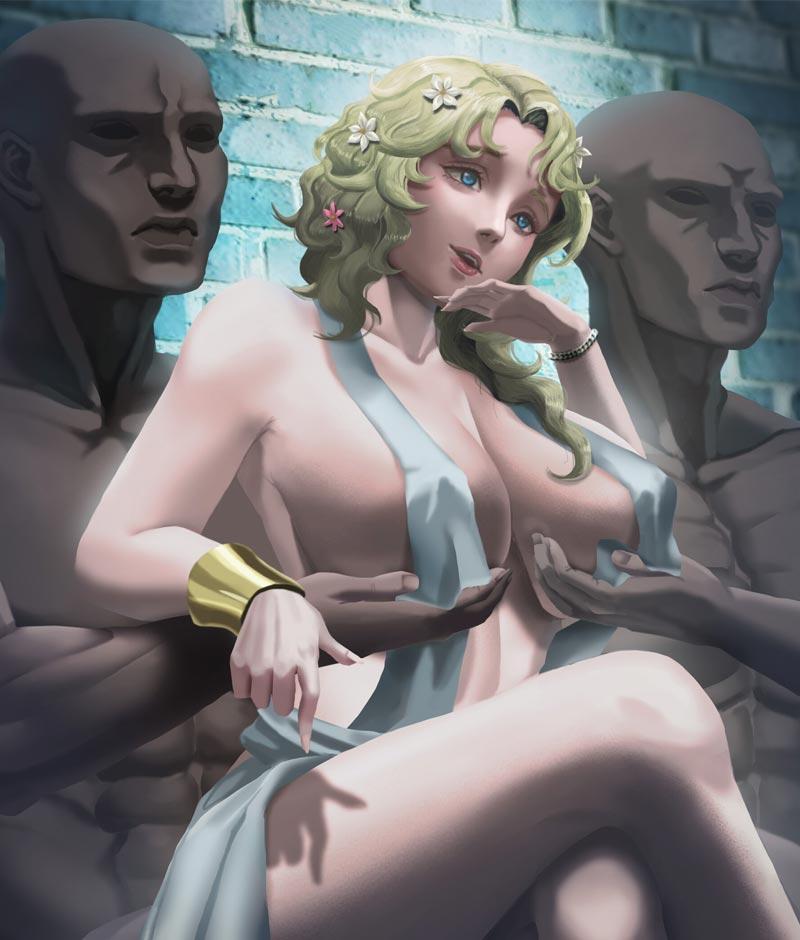 Nữ thần Hy Lạp