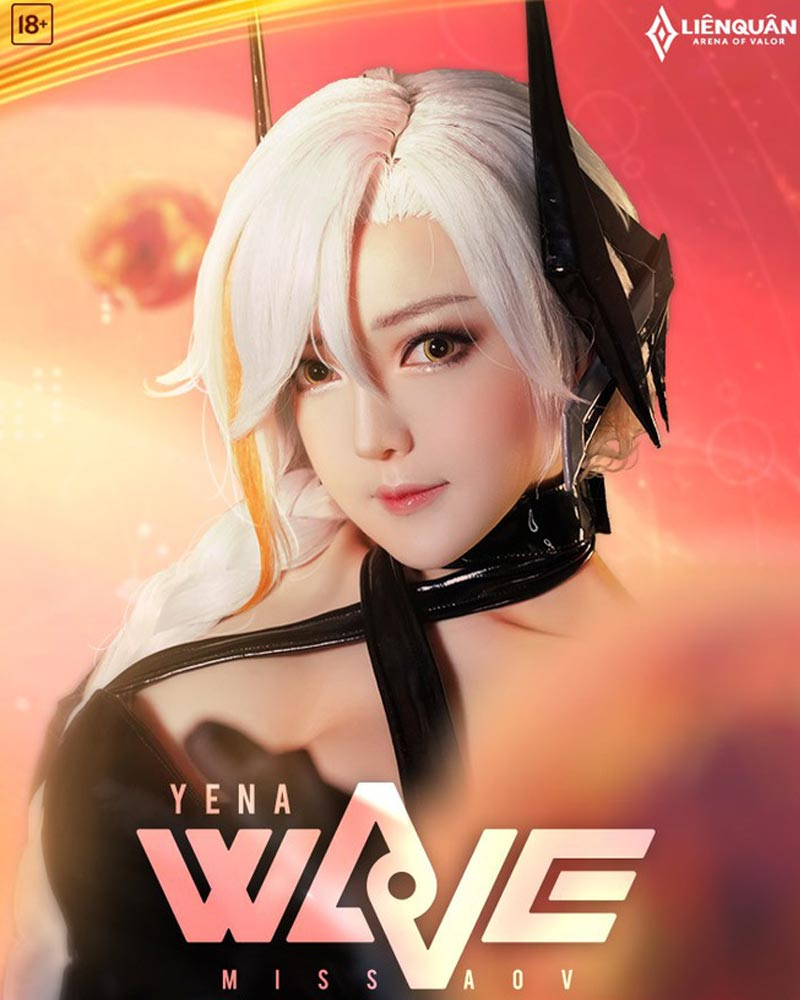 Trang cosplay Yena Wave