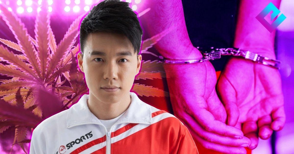 SỐC: Toyz Cựu vô địch CKTG 2012 bị bắt giữ do bán chất cấm