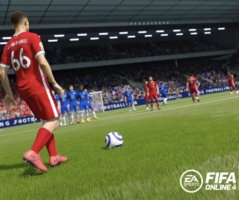 FIFA của EA được đồ họa chất lượng hơn