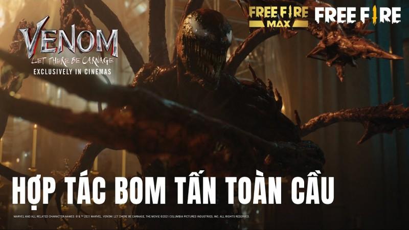 Free Fire x Venom - Đối Mặt Tử Thù