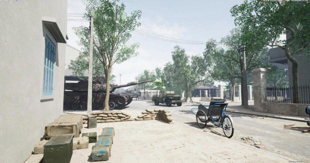 Game 300475 - Hàng Việt Nam tầm cỡ game AAA quốc tế, hé lộ hình ảnh chất lượng đỉnh cao