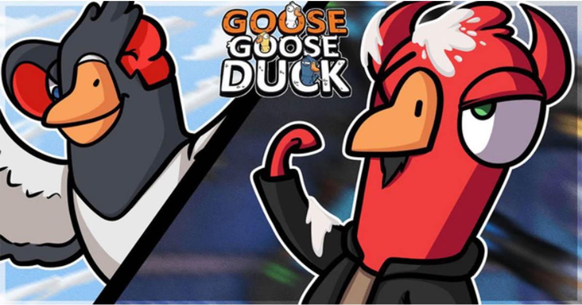 Goose Goose Duck: Among us phiên bản vịt tải về miễn phí