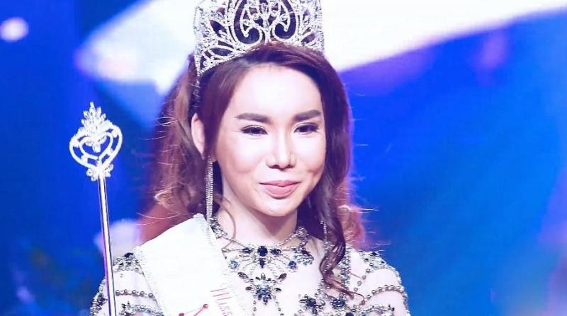 Lã Kỳ Anh từng đăng quang cuộc thi Miss Vietnam Continents 2018 - Hoa hậu phu nhân người Việt thế giới.