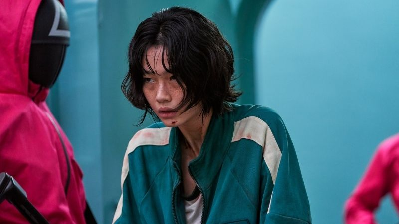 Kang Sae Byeok trong phim Squid Game