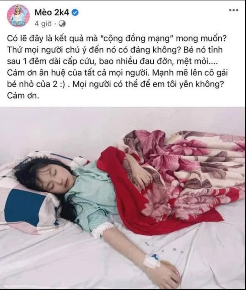 Bạn gái bé Chanh suy sụp khi lộ clip nóng