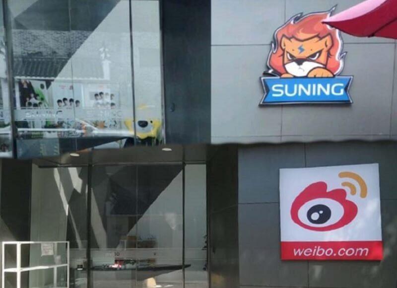 logo của LMHT Sunning thành Weibo chỉ là một bước đệm nhỏ