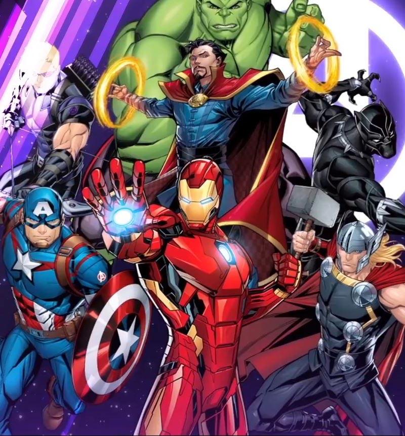 Nhân vật Marvel xuất hiện trong trailer