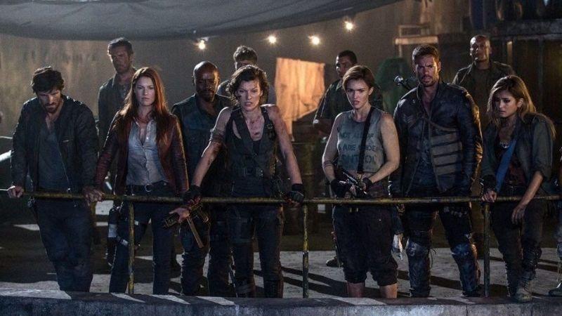 Các phần phim trước của Resident Evil
