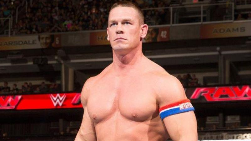 John Cena trong vai vị tướng Jayce