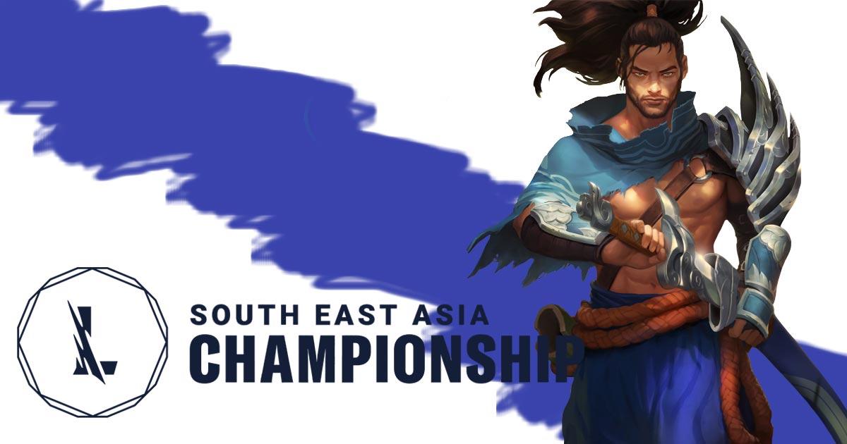 Tốc Chiến SEA Championship 2021