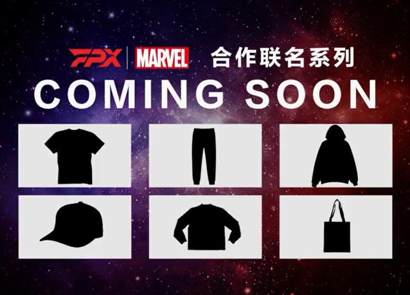 Trang phục và phụ kiện FPX mới